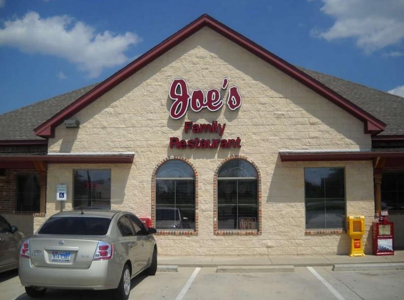 Joes Family Restaurant